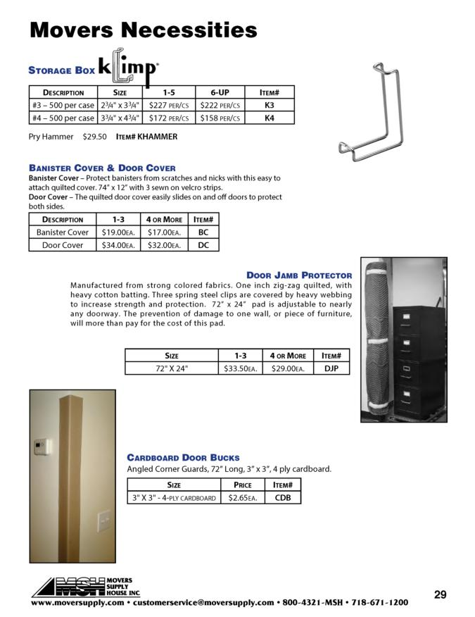Door Covers, Door Jamb Protector, Carboard door bucks